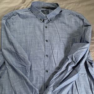 1901 (Nordstrom) Casual Button Down Shirt (XXL)